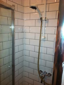 Stirling Shower Installation