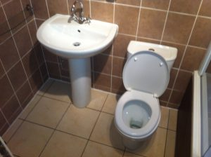 Stirling Toilet Fit
